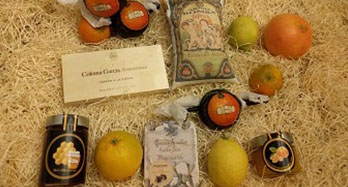 Mixed Gourmet Products and Citrus Gourmet